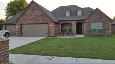 Owasso Single Family Home For Sale: 7614 N 144th East Avenue