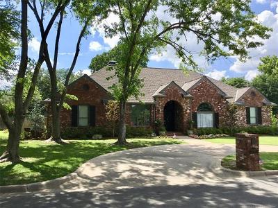 Tulsa Single Family Home For Sale: 10416 S Hudson Place