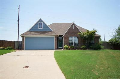 Jenks Single Family Home For Sale: 1206 W 115th Place S