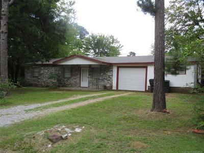 Talihina Single Family Home For Sale: 10963 SE 1141 Avenue