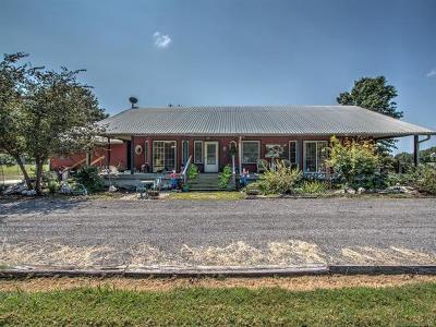 Broken Arrow Single Family Home For Sale: 33126 E 61st Street S