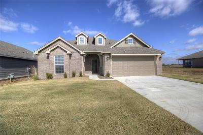 Collinsville Single Family Home For Sale: 13009 E 123rd Place North