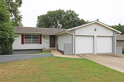 Bartlesville Single Family Home For Sale: 1057 Renick Lane