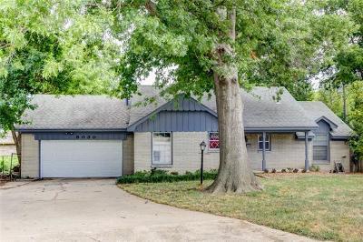 Bartlesville Single Family Home For Sale: 5030 Allen Court