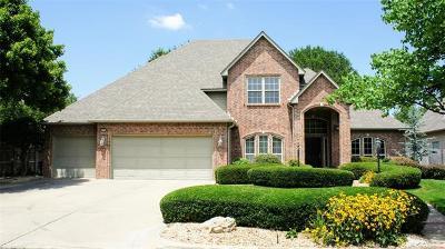 Bixby Single Family Home For Sale: 6611 E 116th Street S