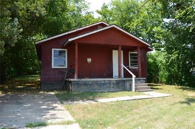 Sapulpa Single Family Home For Sale: 424 N 2nd Street