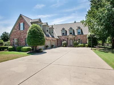 Owasso Single Family Home For Sale: 13424 E 94th Street N