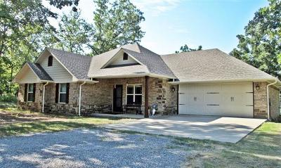 Tahlequah OK Single Family Home For Sale: $264,900