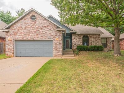 Bixby Single Family Home For Sale: 11306 S 108th East Place