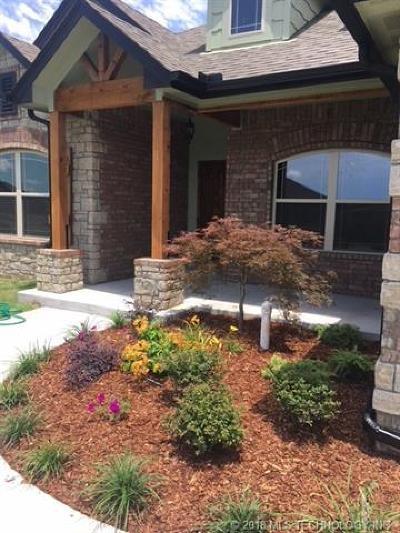 Coweta Single Family Home For Sale: 28271 E 111th Place S