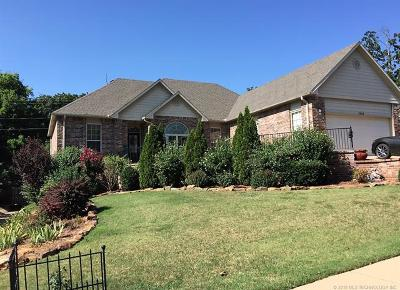 Tahlequah Single Family Home For Sale: 2045 Birch Lane