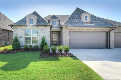 Jenks Single Family Home For Sale: 13004 S 5th Place