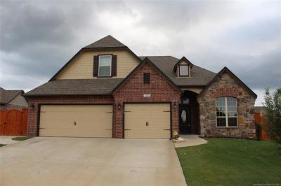 Glenpool Single Family Home For Sale: 1222 E 134th Place
