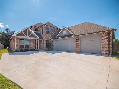Bixby Single Family Home For Sale: 10296 E 122nd Street