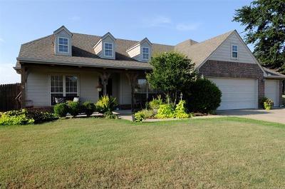 Glenpool Single Family Home For Sale: 1207 E 135th Street