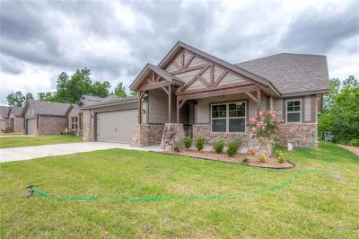 Sand Springs Single Family Home For Sale: 5334 Skylane Drive