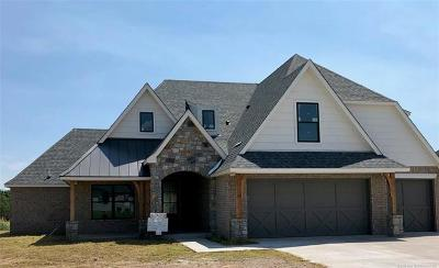Jenks Single Family Home For Sale: 417 E 127th Place