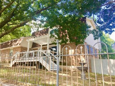 Ada Single Family Home For Sale: 1734 S Broadway Boulevard