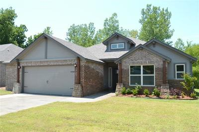 Sand Springs Single Family Home For Sale: 5338 Skylane Drive