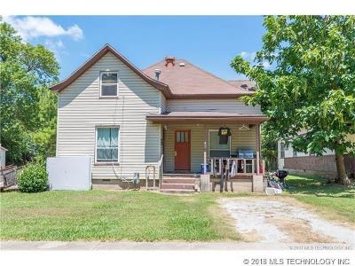 Claremore Single Family Home For Sale: 322 E 6th Street