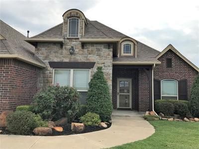 Collinsville Single Family Home For Sale: 13774 N 59th East Avenue
