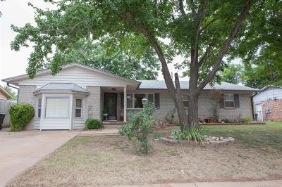 Sand Springs Single Family Home For Sale: 611 Angus Drive