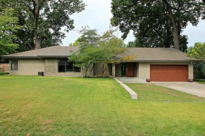 Tulsa Single Family Home For Sale: 3470 S Zunis Avenue
