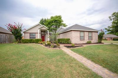Collinsville Single Family Home For Sale: 11712 N 112th East Avenue