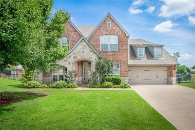 Jenks Single Family Home For Sale: 119 E 123rd Place