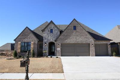 Bixby Single Family Home For Sale: 12126 S Granite Avenue E