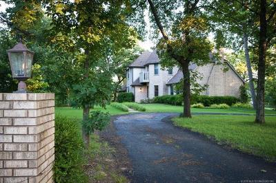 Tulsa Single Family Home For Sale: 8920 S 43rd West Avenue E