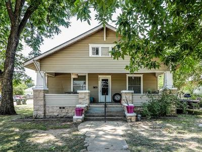 Sapulpa Single Family Home For Sale: 328 S Hickory Street