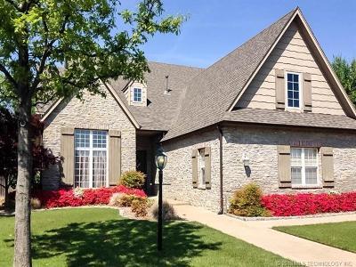 Bixby Single Family Home For Sale: 6605 E 115th Street