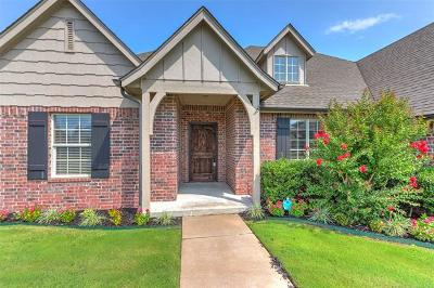 Jenks Single Family Home For Sale: 407 W 125th Street S