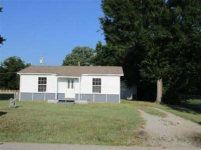 Sapulpa Single Family Home For Sale: 606 N Elizabeth Street