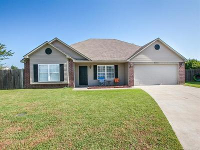 Collinsville Single Family Home For Sale: 12009 E 115th Street North