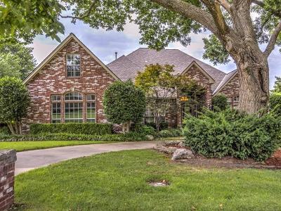 Tulsa Single Family Home For Sale: 5110 E 119th Street