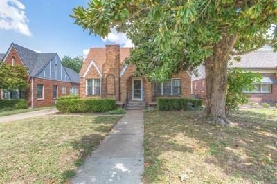 Tulsa Single Family Home For Sale: 1543 S Gary Avenue