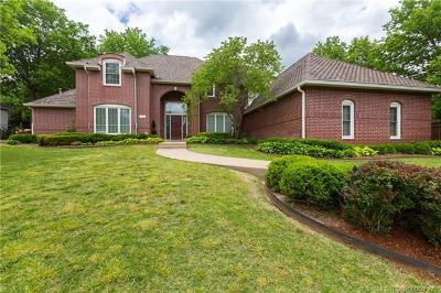 Tulsa Single Family Home For Sale: 5303 E 79th Street