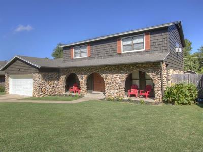 Sand Springs Single Family Home For Sale: 509 W 31st Street