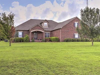 Broken Arrow Single Family Home For Sale: 9649 S 282nd East Avenue