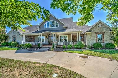 Bartlesville Single Family Home For Sale: 24100 N 3965 Road