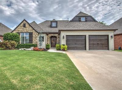 Jenks Single Family Home For Sale: 3611 W 108th Court