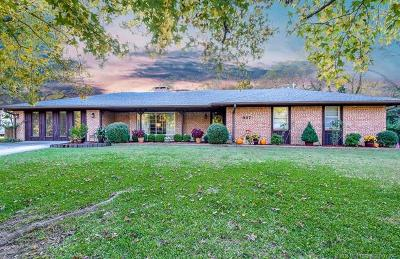 Ada Single Family Home For Sale: 907 S Constant Drive
