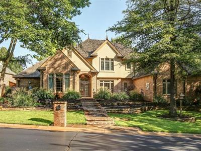 Tulsa Single Family Home For Sale: 5135 E 85th Street