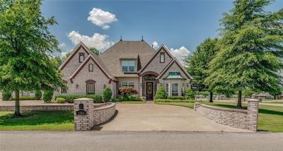 Broken Arrow Single Family Home For Sale: 6968 S 309th East Avenue