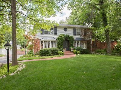 Tulsa Single Family Home For Sale: 1625 E 36th Place