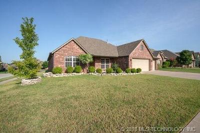 Owasso Single Family Home For Sale: 9202 N 95th Avenue