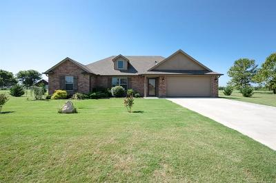 Claremore Single Family Home For Sale: 9920 E Tall Pine Lane