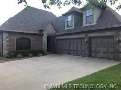 Osage County, Rogers County, Tulsa County, Wagoner County Single Family Home For Sale: 7718 S 5th Street
